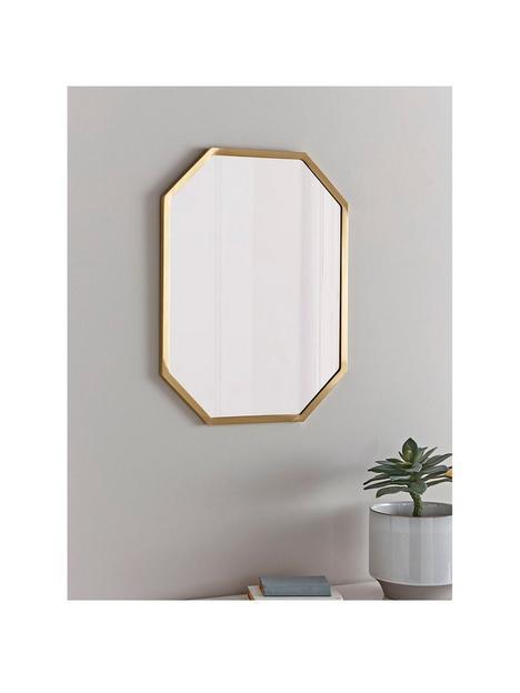 cox-cox-brass-octagonal-mirror