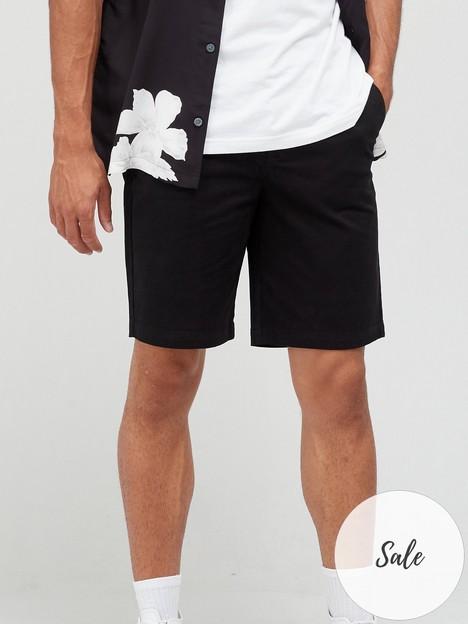 allsaints-colbalt-chino-shorts-blacknbsp