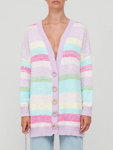 olivia-rubin-mika-mix-stripe-oversized-cardigan-multi