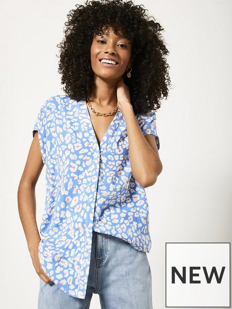 mint-velvet-alex-animal-print-v-neck-shirt