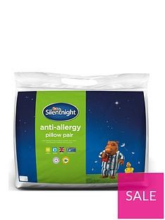Silentnight Anti-AllergyPillow Pair