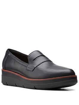 Clarks Shaylin Step Wedge Shoe