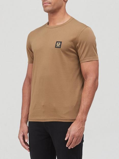 belstaff-chest-logo-t-shirt-tan
