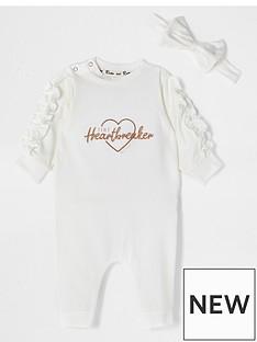 river-island-baby-baby-girls-tiny-heartbreaker-babygrow-white