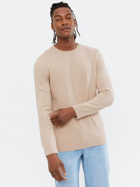 new-look-mens-basic-crew-neck-knit