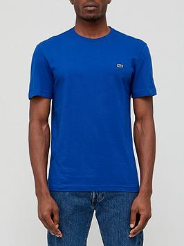 lacoste-small-logo-t-shirt-blue