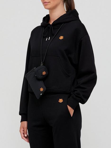 kenzo-tiger-crest-boxy-hoodie-black