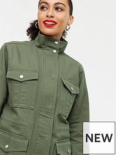 new-look-olive-four-pocket-shacket