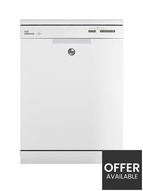 hoover-hdpn-1l360ow-13-place-setting-freestanding-full-size-dishwasher-white