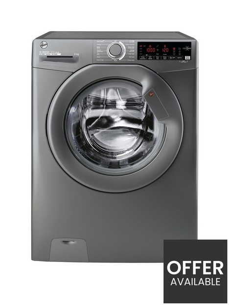 hoover-h-wash-300-h3w-69tmgge-9kg-loadnbspwashing-machine-with-1600-rpm-spin-with-wifi-connectivity-graphite