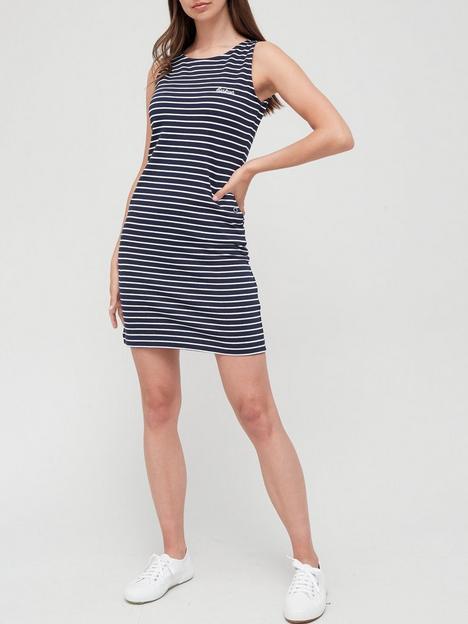 barbour-barbour-sleeveless-stripe-jersey-dress-navy
