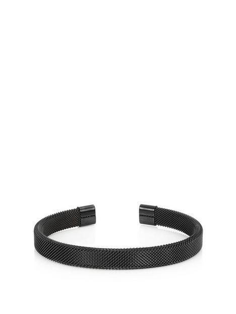 buckley-london-logan-flat-mesh-cuff-bracelet