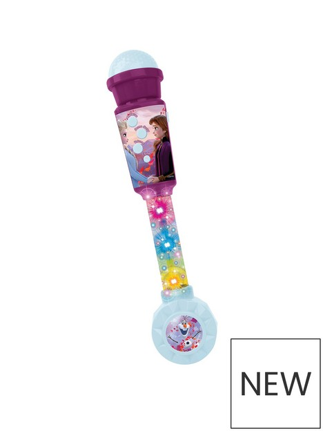 lexibook-frozen-trendy-lighting-microphone-with-speaker-aux-in-melodies-and-sound-effects
