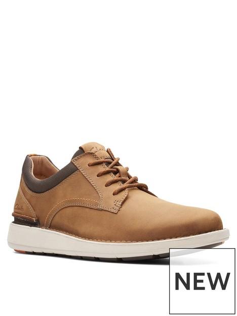clarks-larvik-tie-shoes