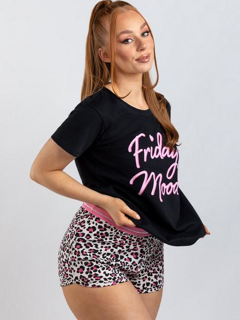 boux-avenue-friday-mood-t-shirt-and-short-pink