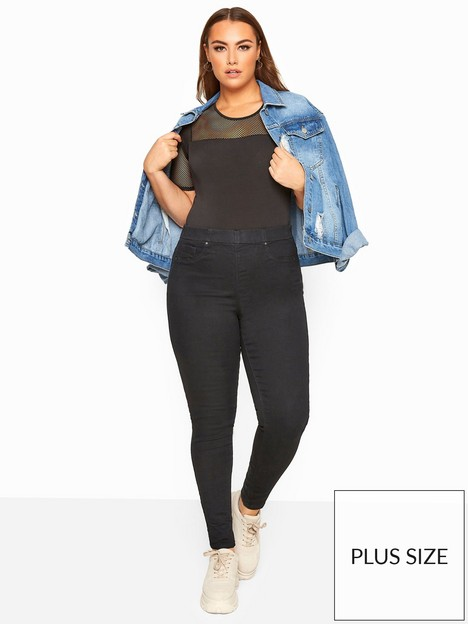 yours-yours-jenny-34-jegging--nbspblack