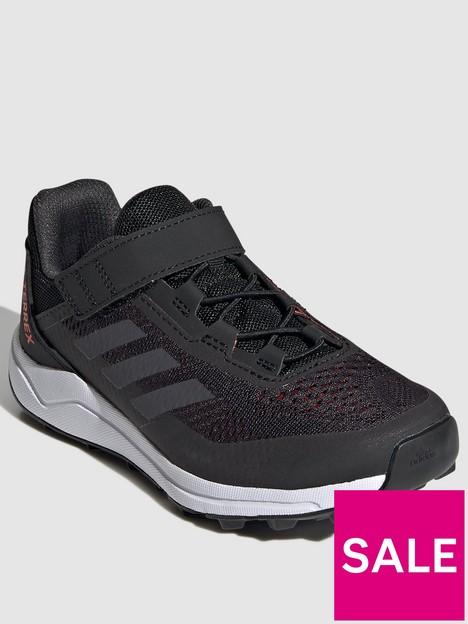 adidas-kids-unisex-terrex-agravic-flow-trainers-blackred