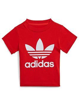 adidas-originals-adidas-originals-infant-unisex-trefoil-t-shirt