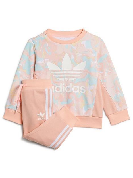adidas-originals-infant-girls-crew-set