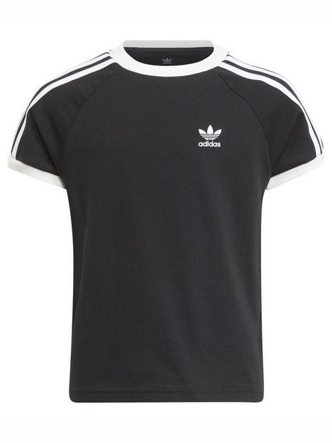 adidas-originals-adidas-originals-kids-unisex-3-stripe-t-shirt