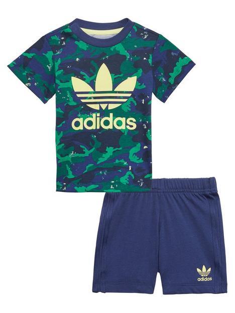 adidas-originals-infant-boys-short-and-tee-set-navy-multi