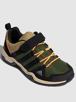 adidas-kids-unisex-terrex-ax2r-comfort-shoes-khakiblack