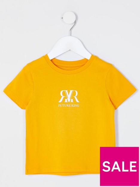 river-island-mini-mini-boys-rr-print-tshirt-ochre