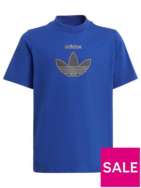 adidas-originals-junior-unisex-t-shirt