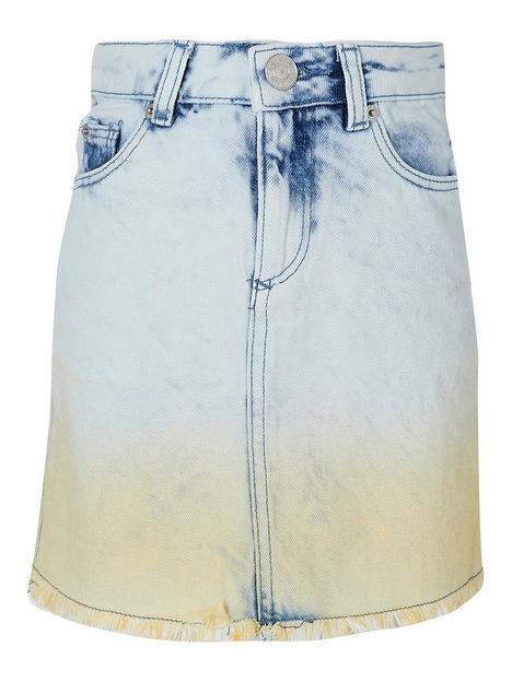 river-island-girls-dip-dye-skirt-blue