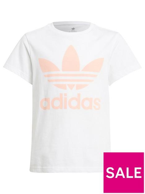 adidas-originals-adidas-originals-junior-unisex-trefoil-t-shirt