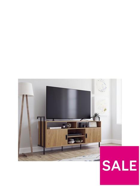 teknik-office-hythe-wall-mounted-tv-unit