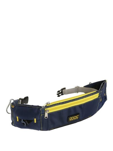 doog-walkie-belt--navyyellow