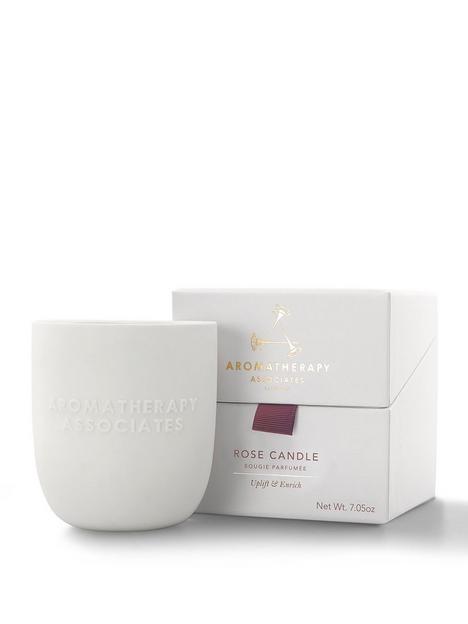 aromatherapy-associates-rose-candle-200g