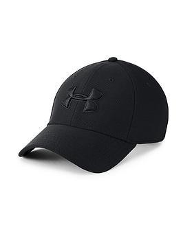 under-armour-mens-blitzing-30-cap-black