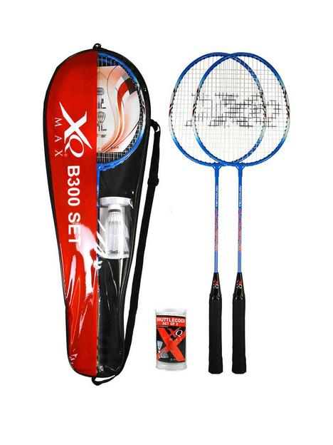xq-max-badminton-b300-complete-set