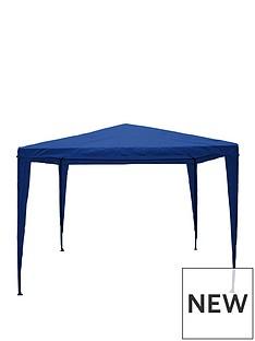 garden-vida-gazebo-3x3m-blue