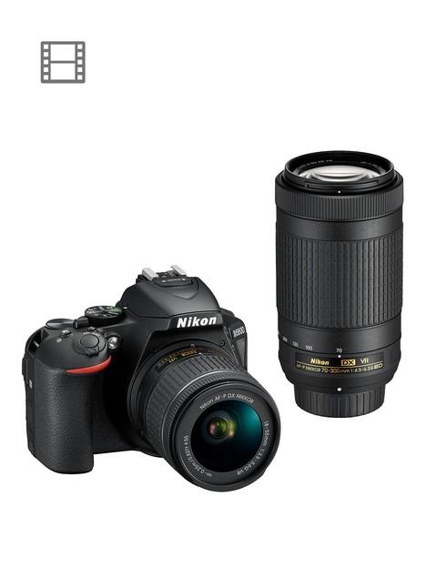 nikon-d5600-dslr-camera-af-p-18-55-vr-lensnbsp-af-p-70-300-vr-kit