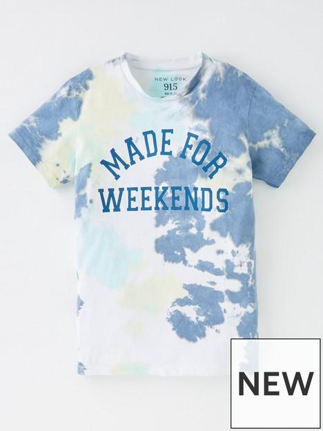 new-look-915-boysnbspweekend-short-sleeve-t-shirt-light-blue