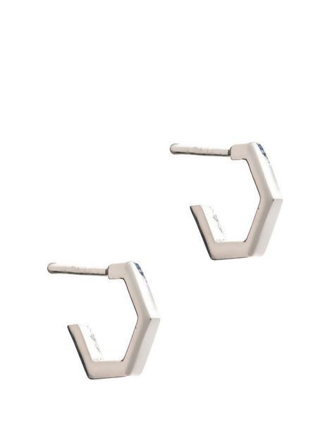 rachel-jackson-london-rachel-jackson-london-mini-hexagon-hoop-earrings-silver