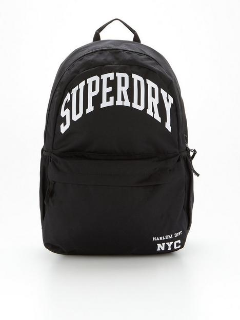 superdry-arch-montana-logo-backpack-black