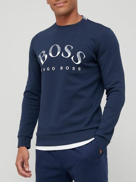 boss-salbo-1-logo-sweatshirt-navy
