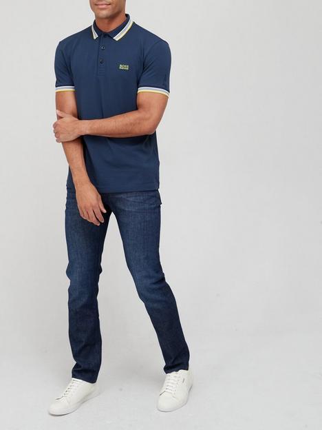 boss-paddy-tipped-collar-polo-shirtnbsp-dark-blue