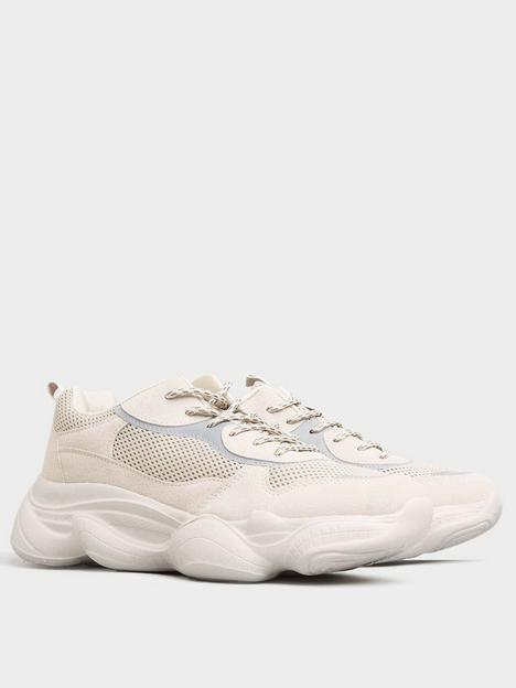 yours-yours-chunky-sole-lace-up-trainer--nbspwhite