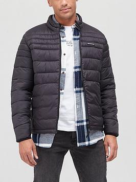jack-jones-zip-through-padded-jacket-black
