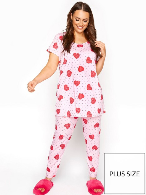 yours-heart-ss-spot-co-ord-set
