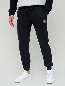 jack-jones-logo-skinny-fit-joggers-black
