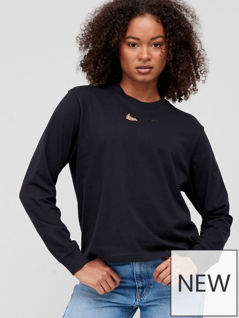 nike-nswnbsppatch-long-sleeve-boxy-top-black