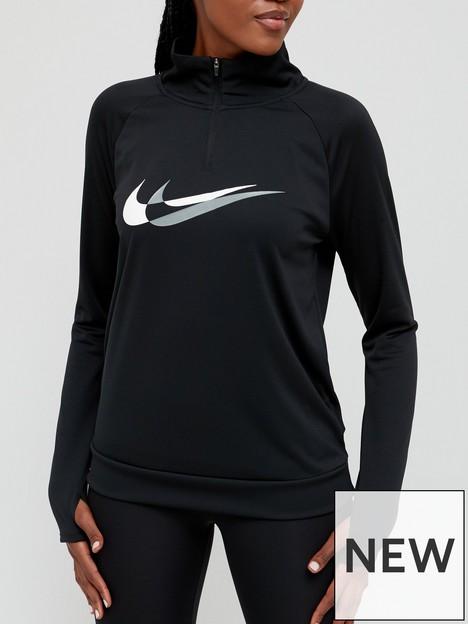 nike-nike-running-dri-fit-swoosh-quarter-zip-top-black