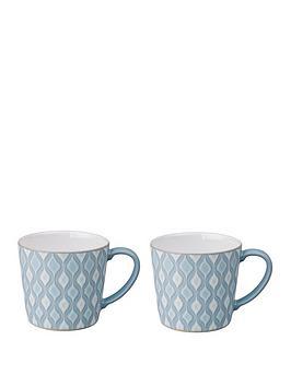 denby-impression-2-piece-large-accent-mug-set-in-blue