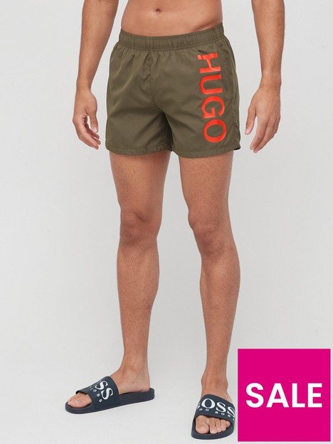 hugo-abas-logo-swim-shorts-khakinbsp